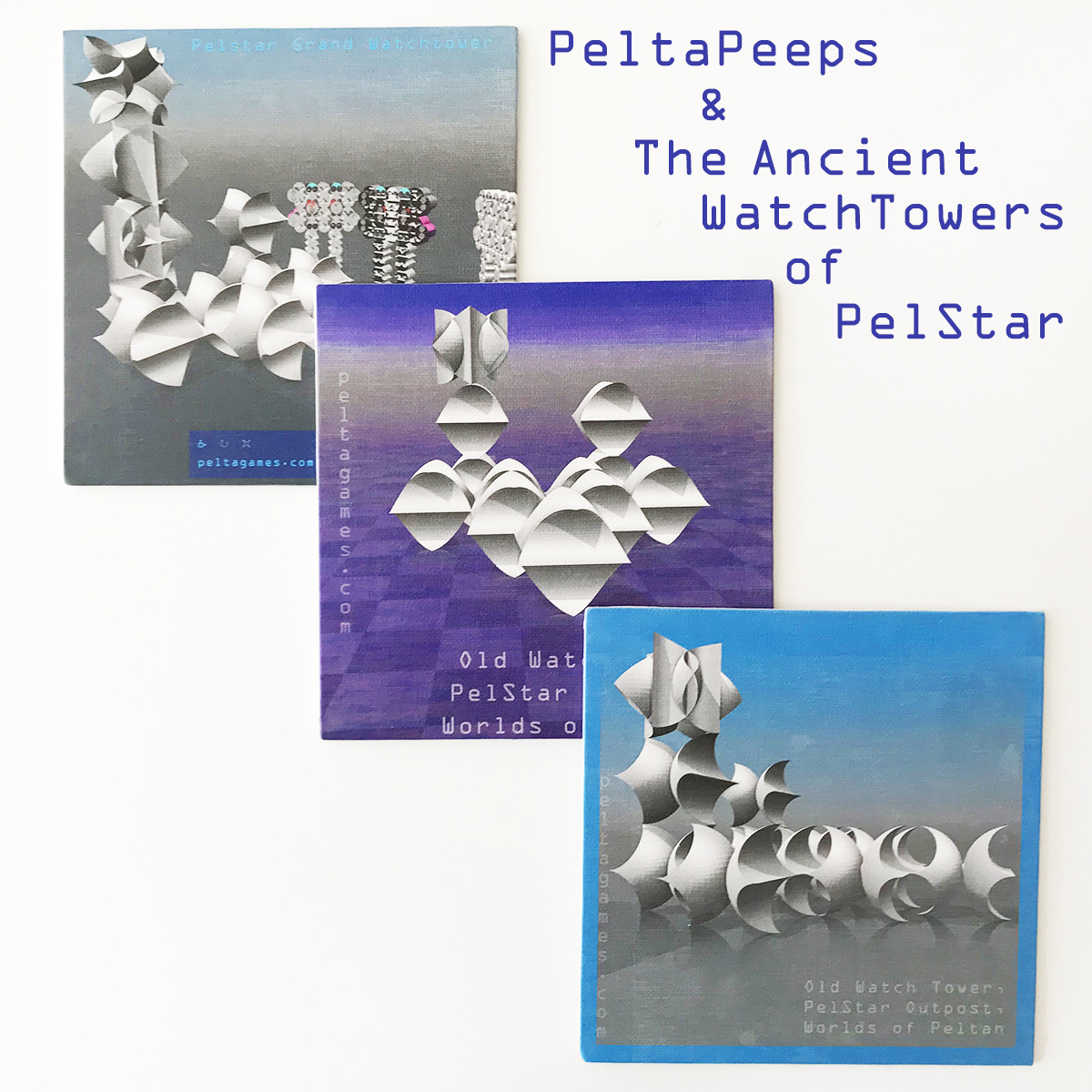 WatchTowers of PelStar