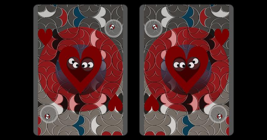 PeltaPeeps Valentine Cards