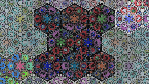 Tessellation Fugue V2-4K