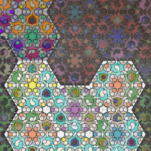 Tessellation Fugue V3